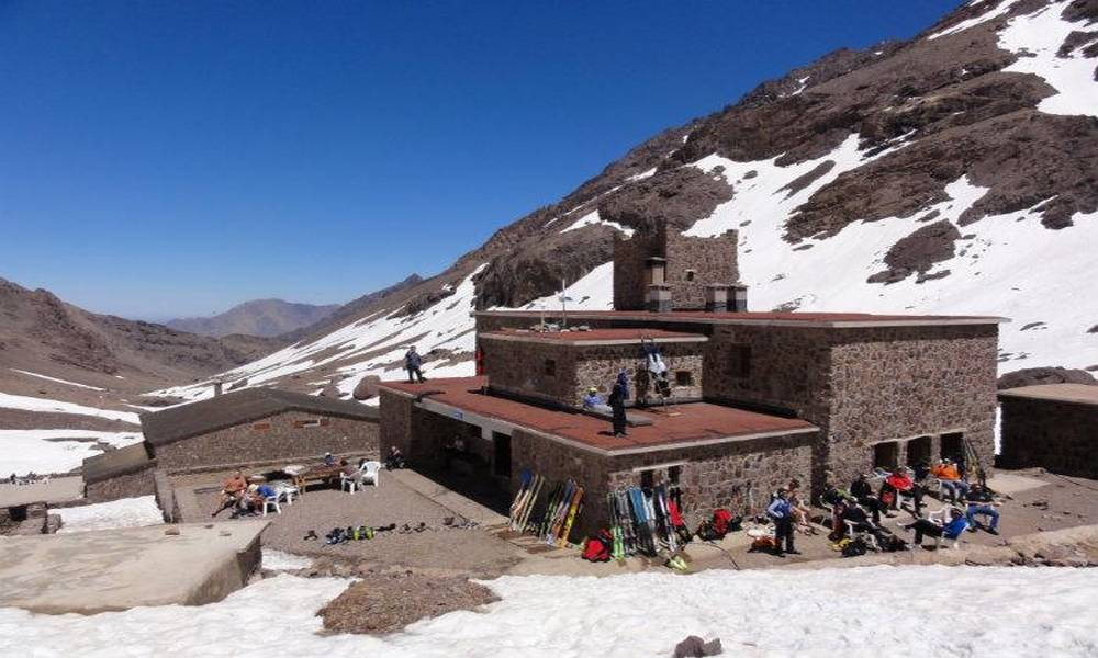 2 days atlas trekking tour to toubkal