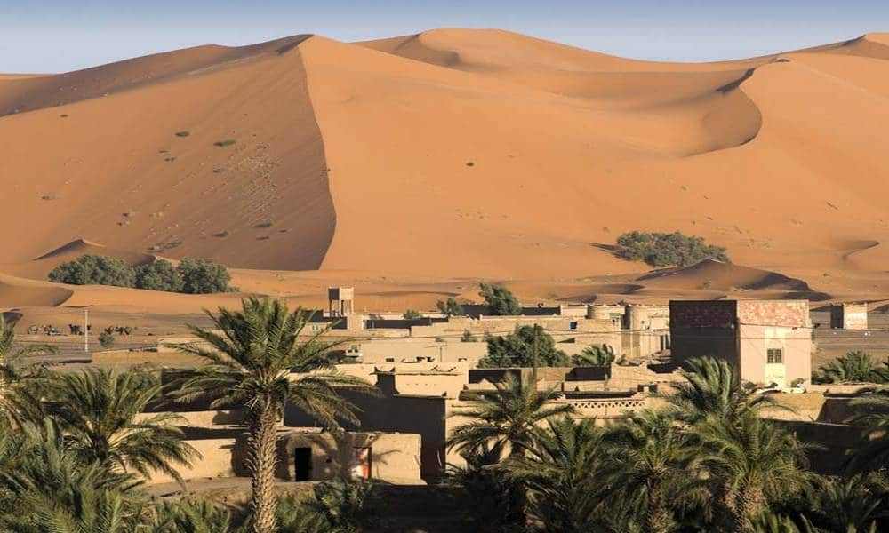 6 days atlas mountains and sahara trip
