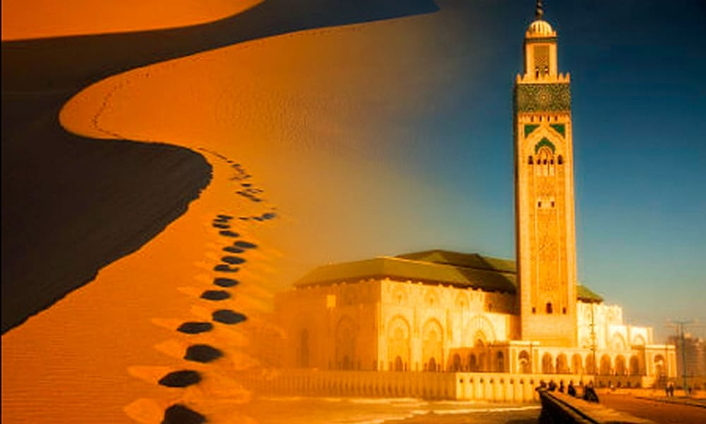 8 days private tour from casablanca