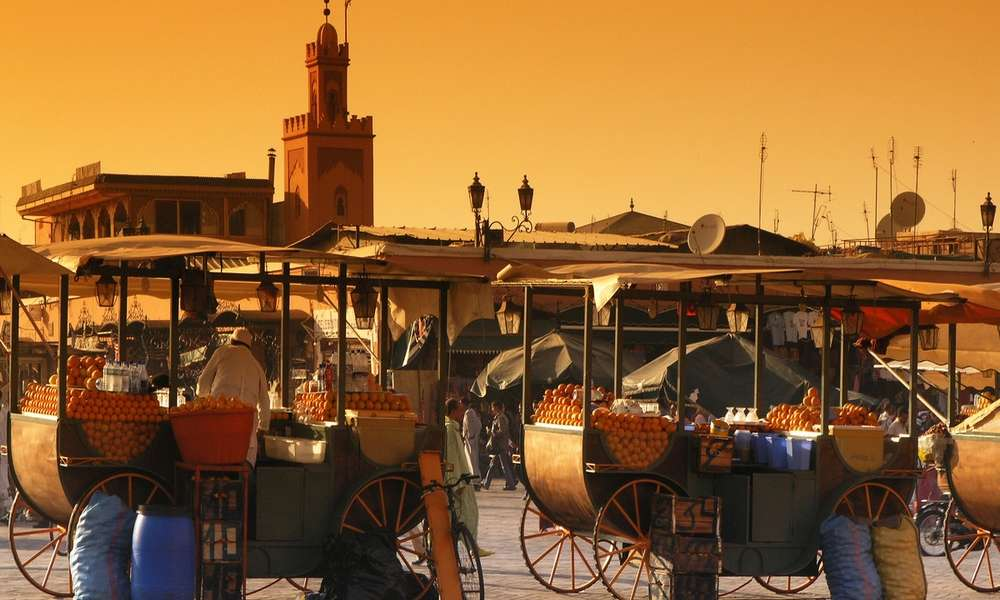 5 days private tour from marrakech