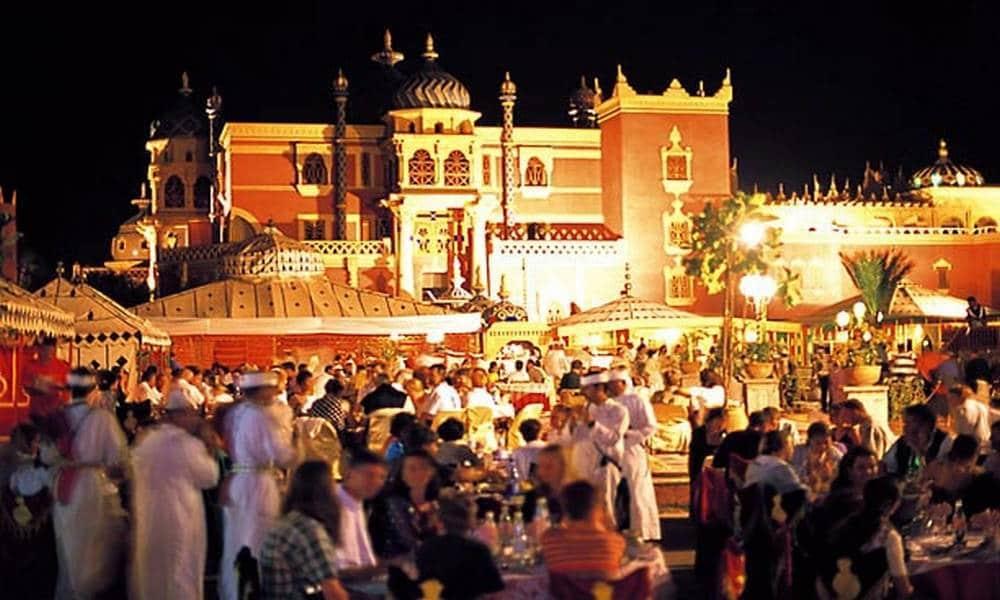 marrakech chez ali show