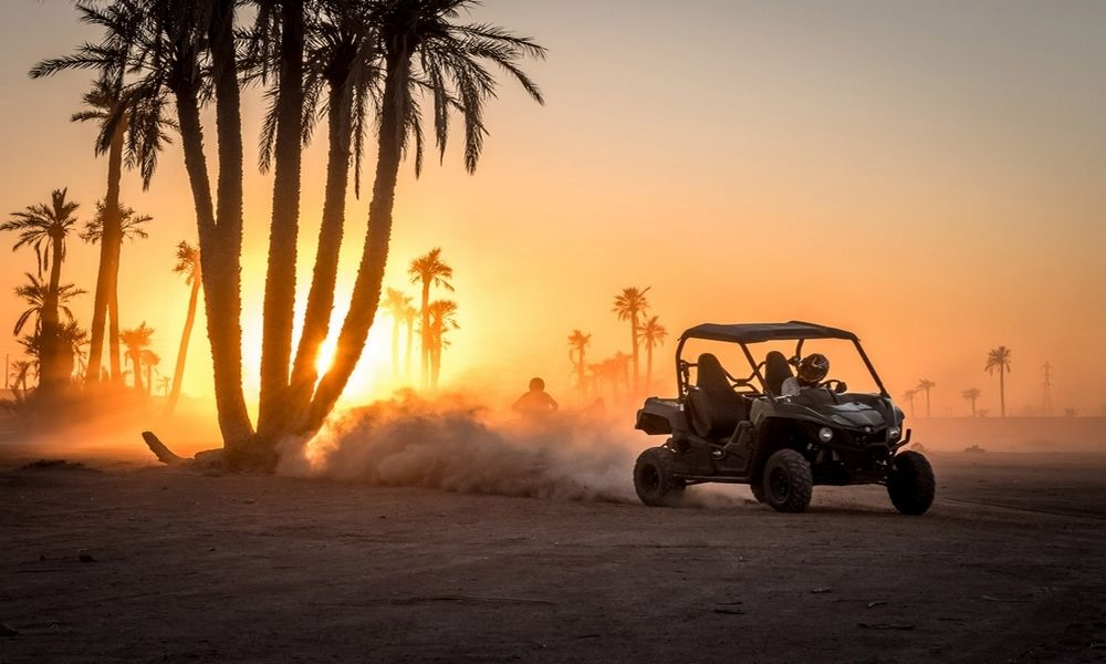 marrakech quad and buggy