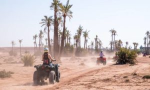 marrakech quad and buggy ride