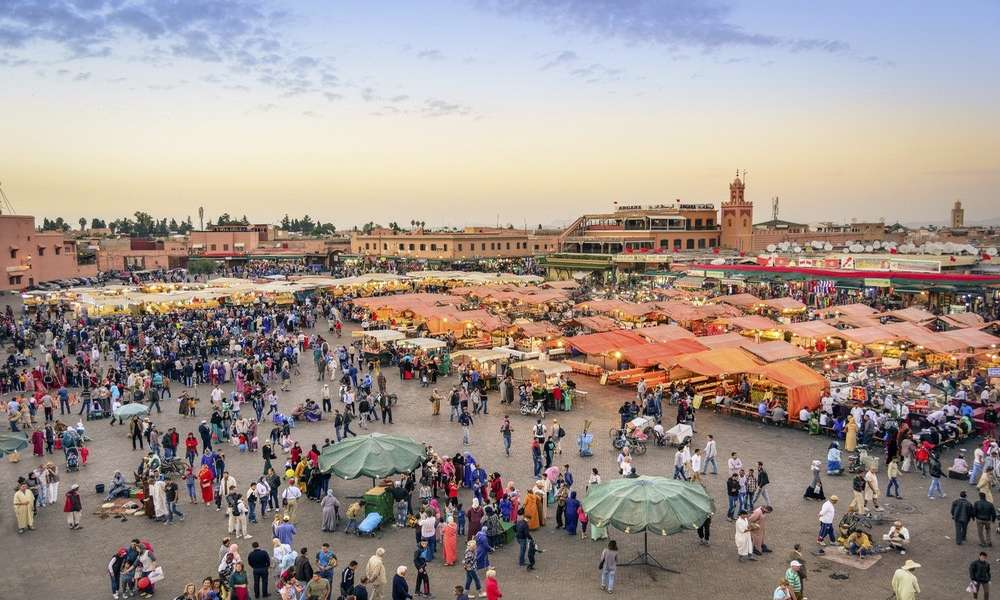 3 days tour from marrakech to desert and fes