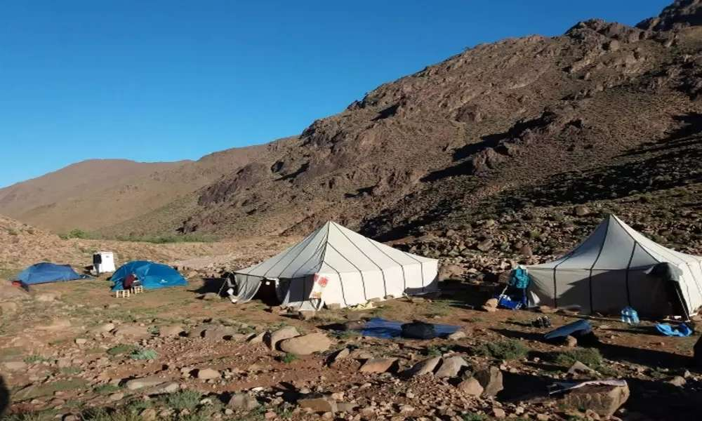 5 days sagro ascent & trek from marrakech