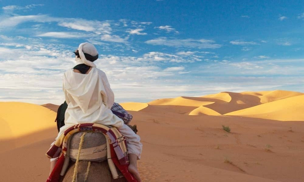 6 days sahara tour from casablanca