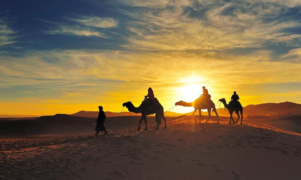7 days sahara tour from tangier